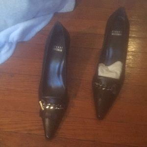 Brand new Stewart Weitzman pumps sz 7 black